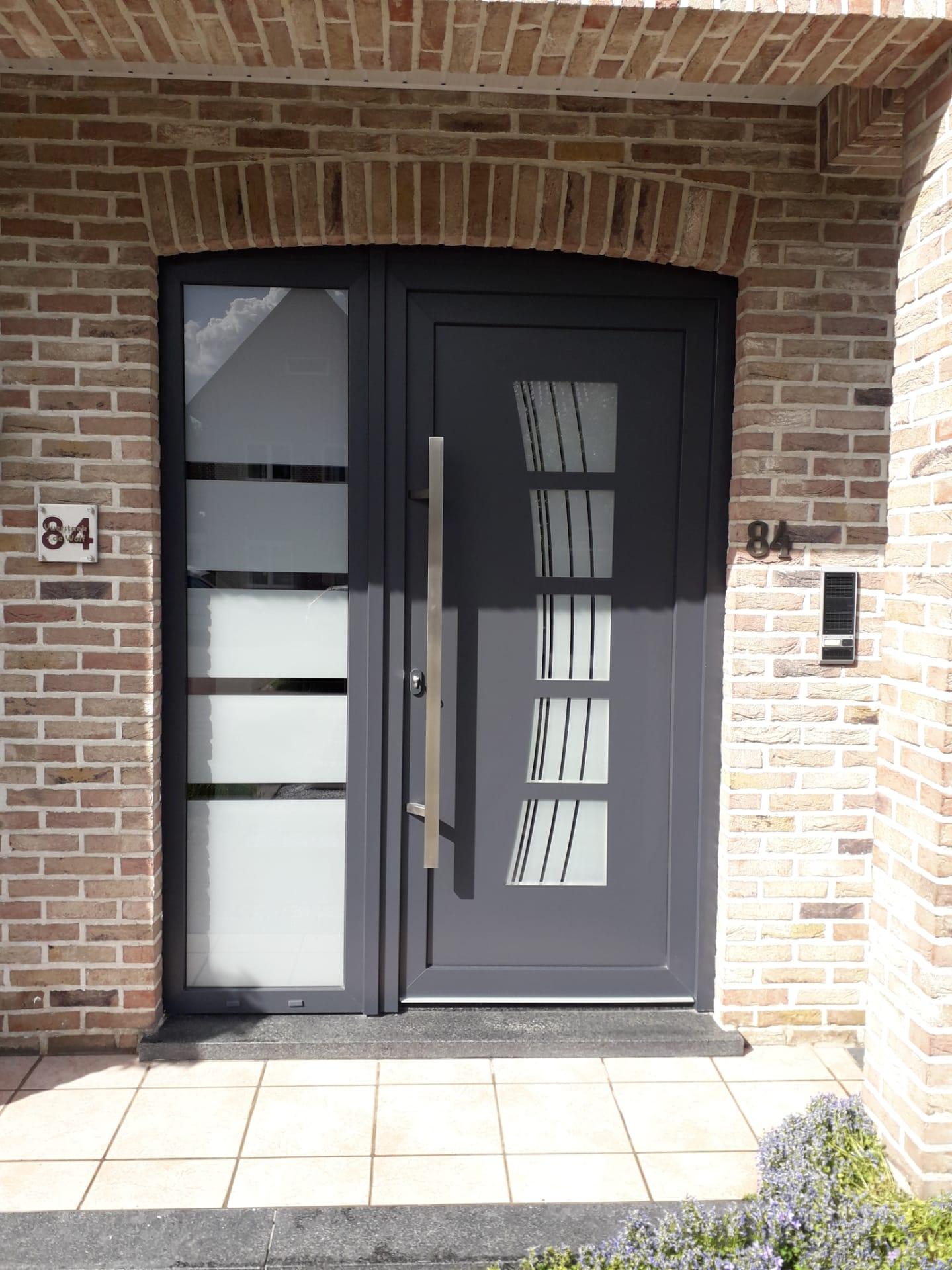 Drzwi Belgia